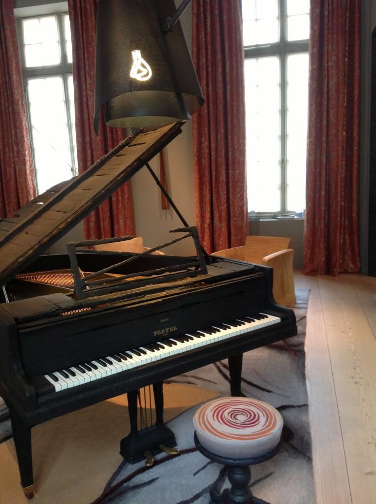 Le salon de musique Pierre Yovanovitch 2
