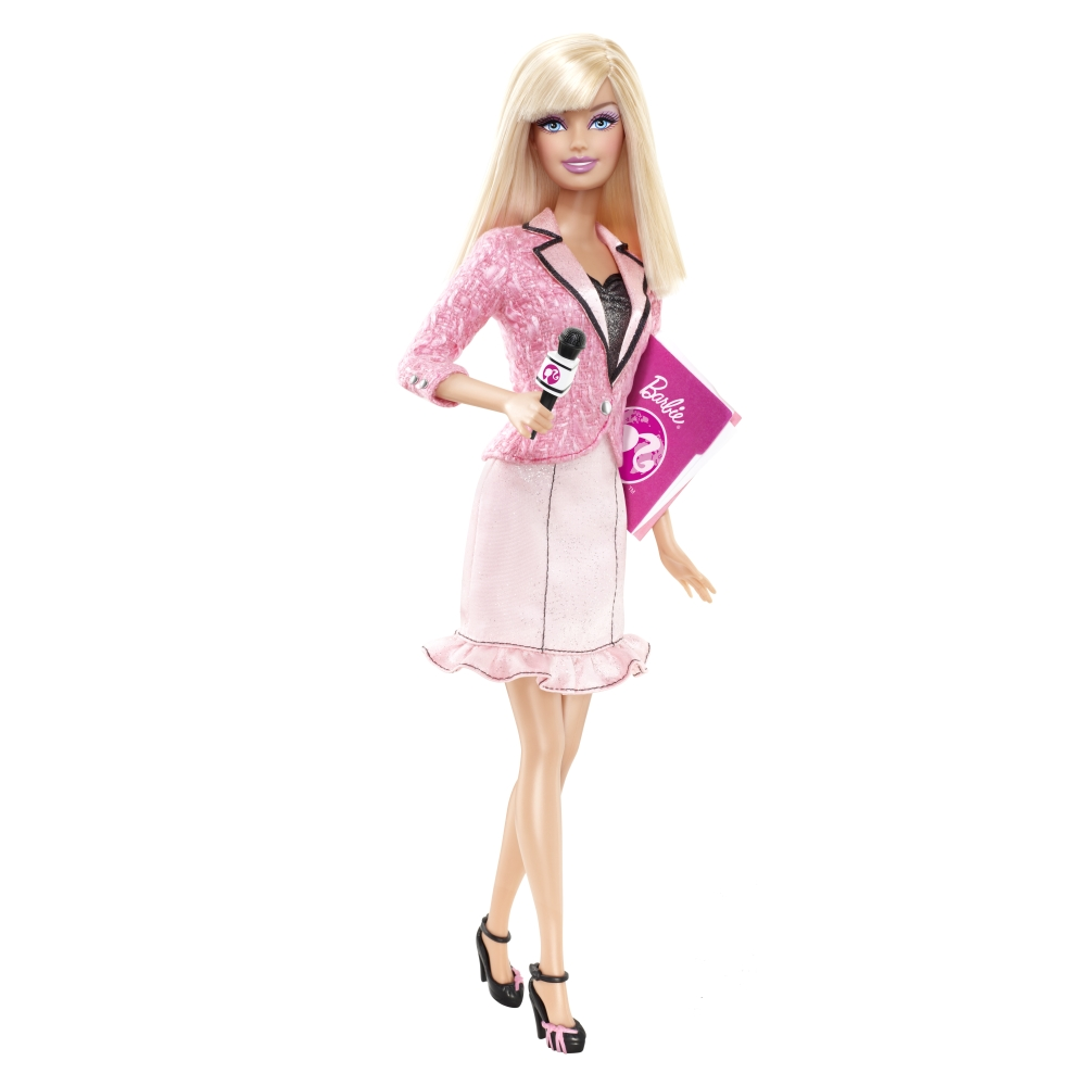 Meeting Architect Barbie | LOST IN DESIGN