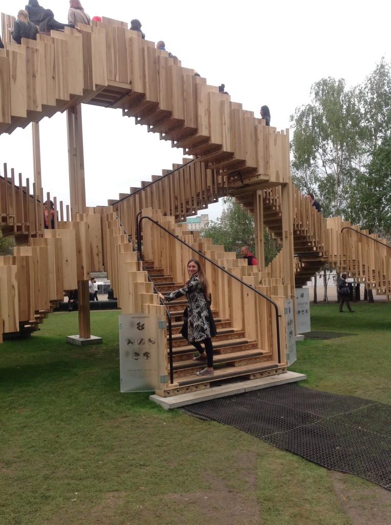 endless stair tate modern (2)