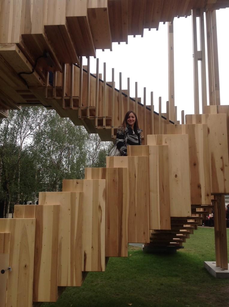 endless stair tate modern (3)