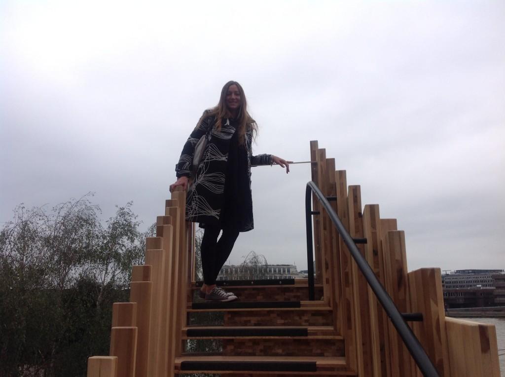 endless stair tate modern (4)