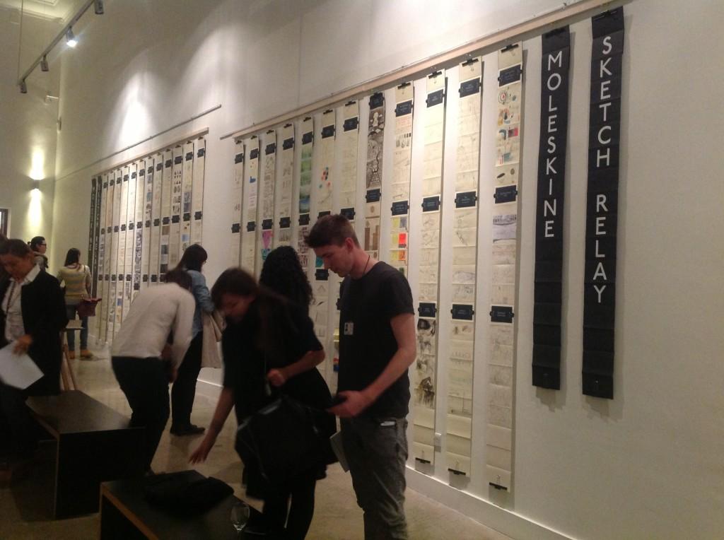 moleskine V&A museum (2)