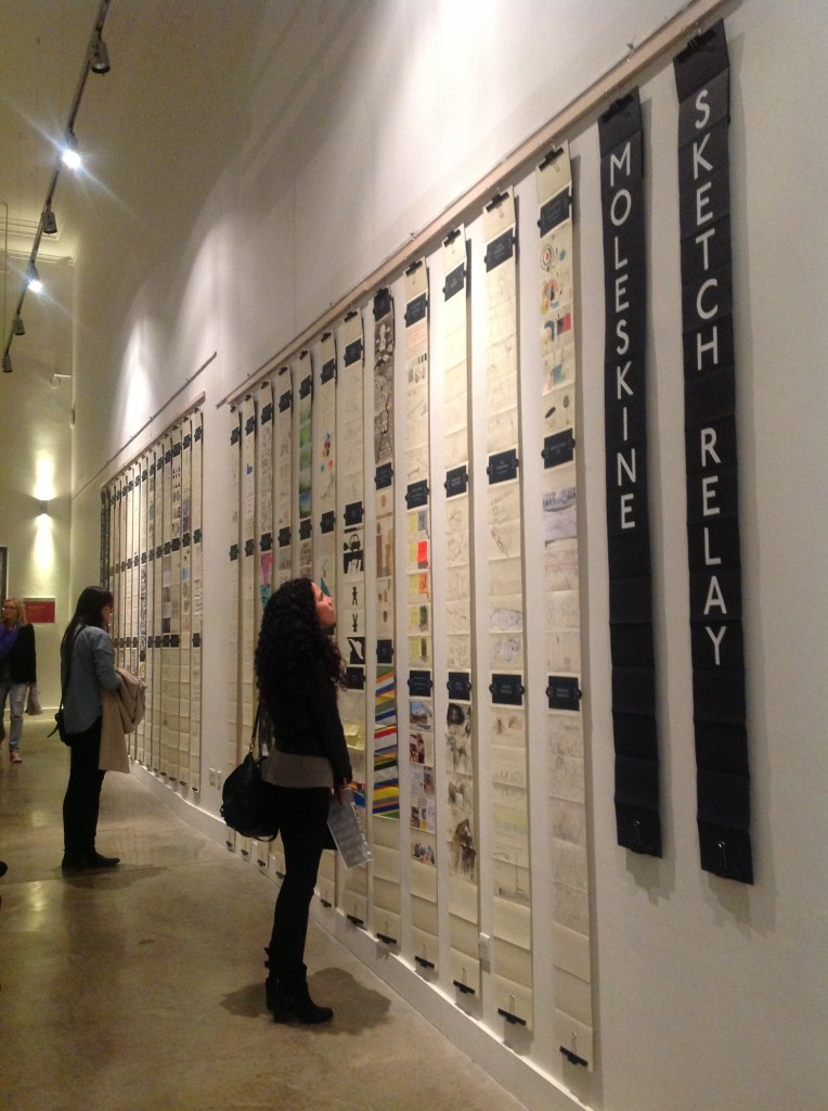 moleskine V&A museum (3)