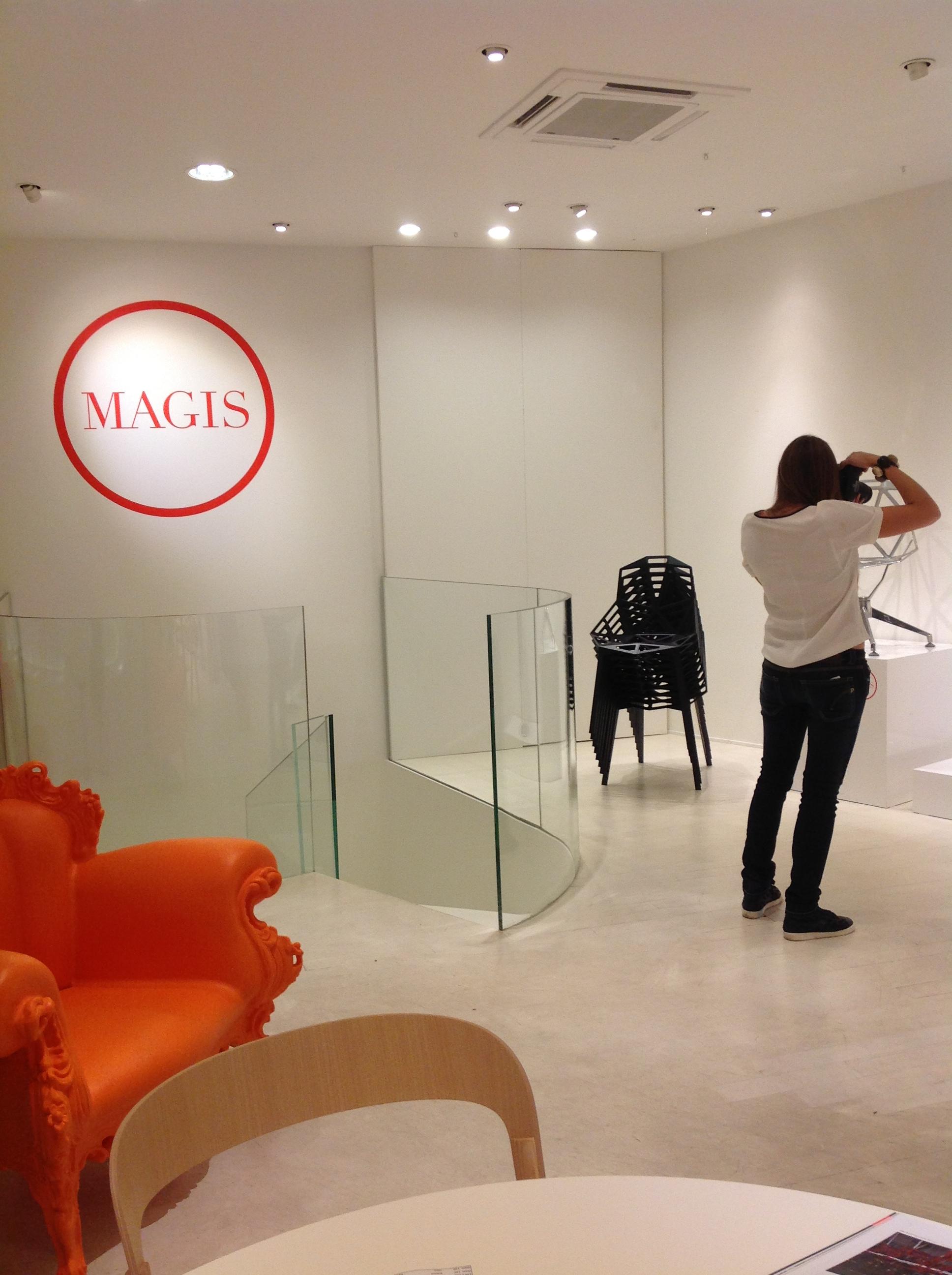 Magis is magic lost in design for Magis design