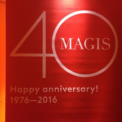 40 anni magis