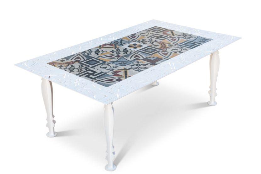 Antica-Mente tavolo Sorelle Francescon