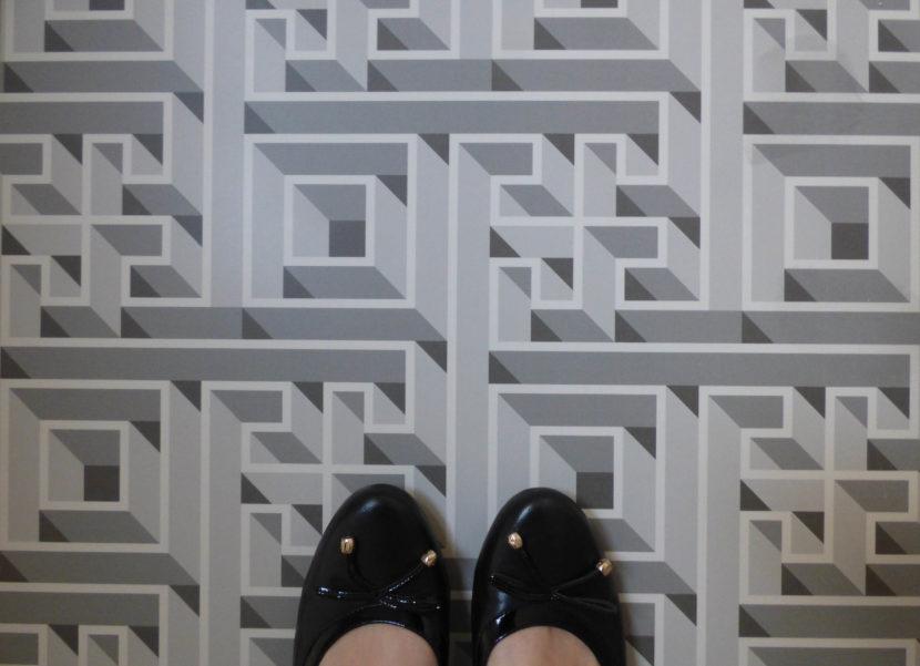 5.pavimento labirintico Refin Sorelle Francescon
