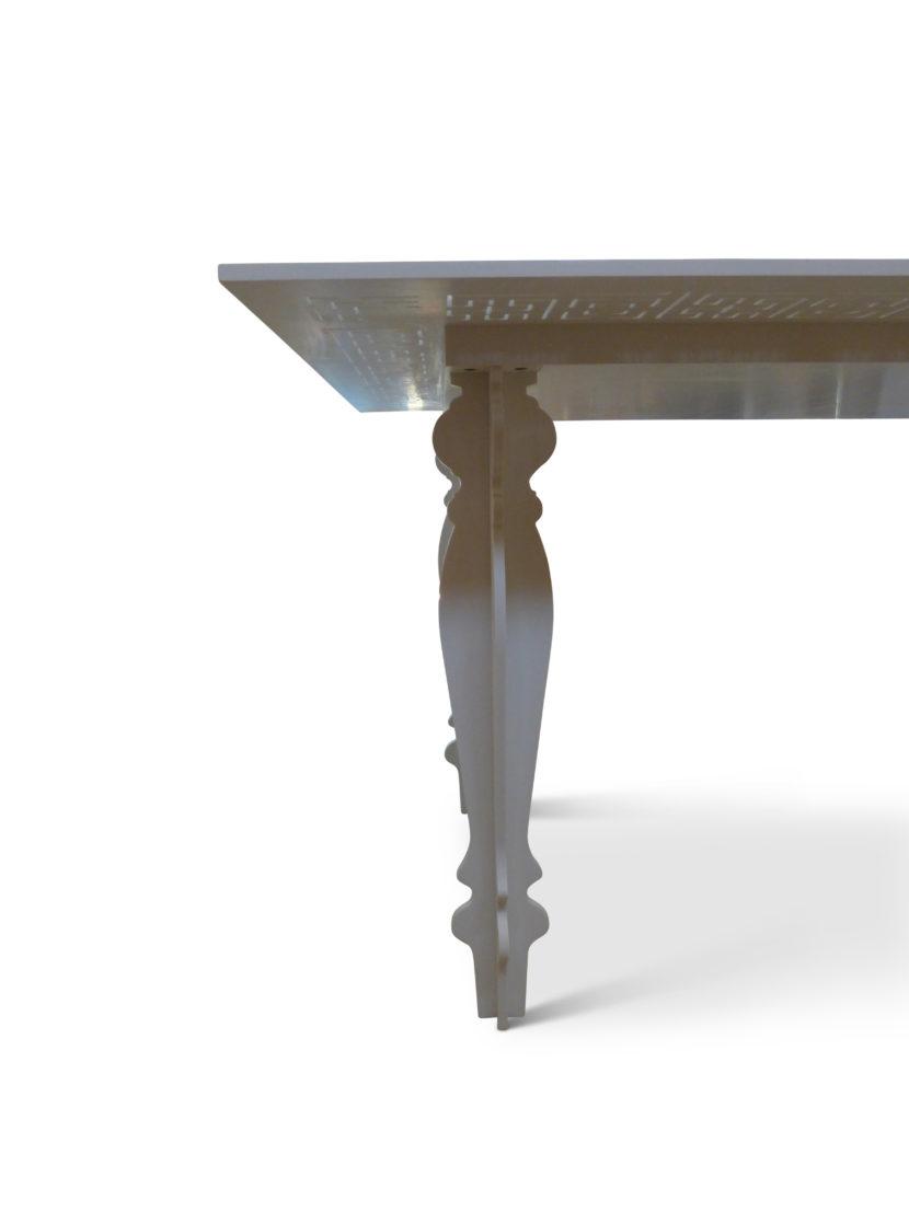 7. dettaglio gamba tavolo Antica-Mente